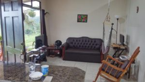 costa rica house for sale living room